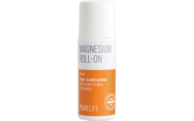 PureLife magnesium 75ml Roll-on