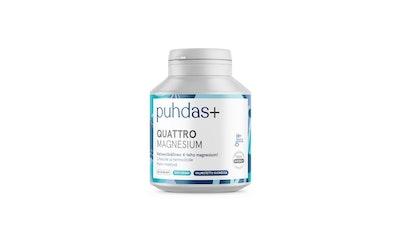 Puhdas+ Quattro Magnesiumvalmiste 36g/60kaps