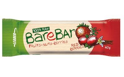 Barebar Natural Energy Bar 40g taateli-marja