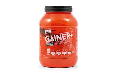 Leader Sport Nutrition Gainer+ 1000g minttusuklaan makuinen proteiinijauhe