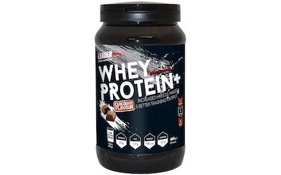 Leader Sport Nutrition Whey Protein+ 600g kaakaonmakuinen heraproteiinijauhe