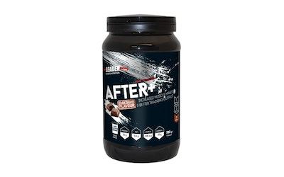 Leader Sport Nutrition After+ 700g kaakaonmakuinen palautusjuomajauhe