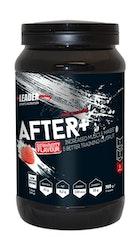 Leader Sport Nutrition After+ 700g mansikanmakuinen palautusjuomajauhe