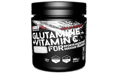Leader Sport Nutrition Glutamiini+C 300g ravintolisä