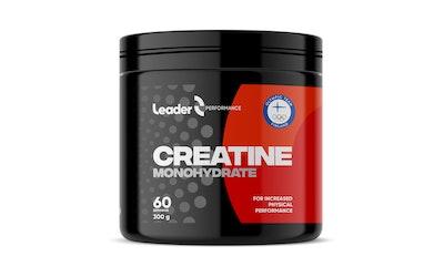 Leader sport nutrition kreatiini 300g ravintolisä