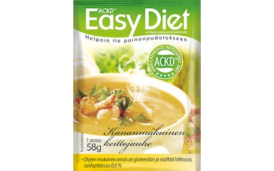 Easy Diet 3x58g kanakeitto