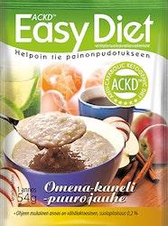 Easy Diet 3x55g omena-kanelipuuro