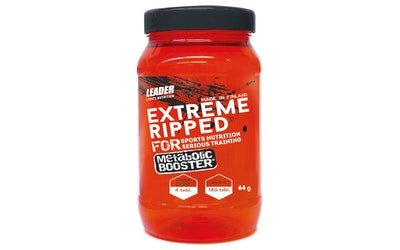 Leader Sports Nutrition 180 tablettia/64g Extreme ripped ravintolisä