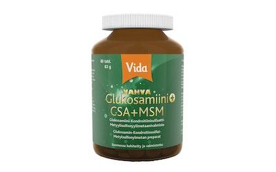 Vida Gluco CSA MSM 60 tab/83g
