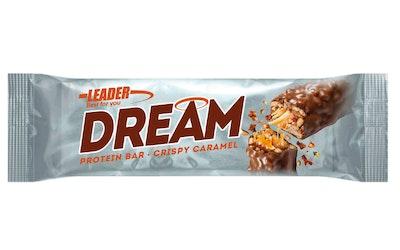 Leader dream proteiinipatukka 45g rapea karamelli