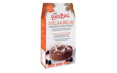 Leader Barebake 570g suklaaunelma vegaani, gluteeniton
