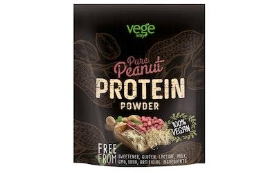 Vegeway maapähkinä proteiinijauhe 250g gluteeniton, laktoositon