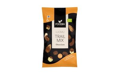 Foodin Trail Mix Choco Love 70g luomu