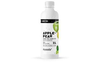 MySoda Omena-Päärynä 0,5l
