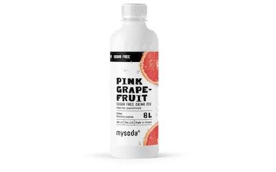 MySoda Verigreippi sokeriton 0,5l