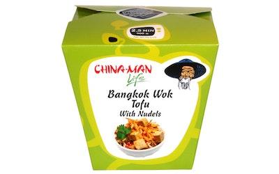 Chinaboss Bangkok wok tofu nuudeli 350g
