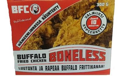 Buffalo luuton frittikana 300g