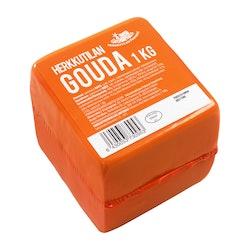 Herkkutilan Parhaat gouda 1kg