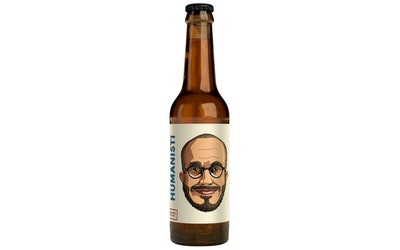 Ruosniemen Panimo Humanisti Bergamot Pale Ale 5,2% 0,33l