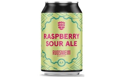 Ruosniemen Raspberry Sour 4,9% 0,33l