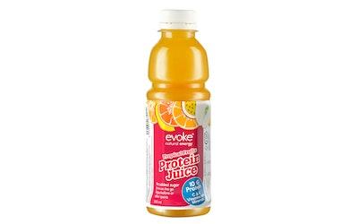 Evoke trooppiset hedelmät energiamehujuoma 330ml