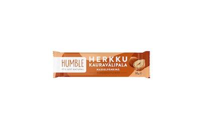 HUMBLE Kaurapatukka 30g hasselpähkinä