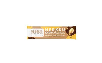 Humble kaurapatukka 30g maapähkinä suklaa