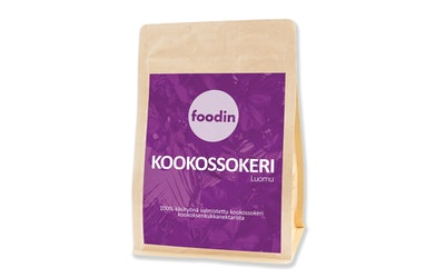 Foodin Kookossokeri 150g Luomu