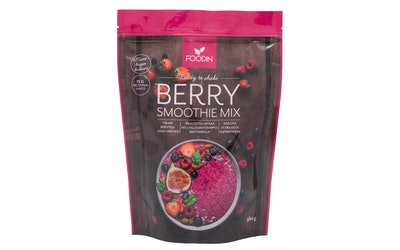 Foodin Berry Smoothie mix 360g