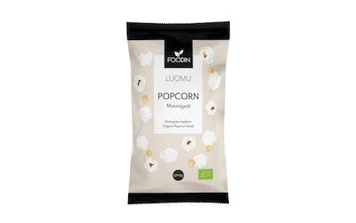 Foodin Popcorn maissinjyvät 500g luomu