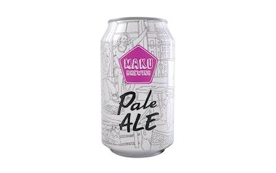 Maku Brewing Pale Ale 4,5% 0,33l