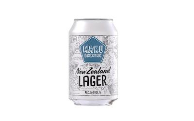 Maku New Zealand lager 5,4% 0,33l