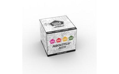 Maku B. Makustelusetti olut 4,5% 0,33l 4-pack