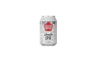 Maku Brewing Joulu IPA 5,5% 0,33L tlk