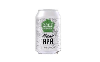 Maku Brewing Mosaic APA 4.5% 0,33l