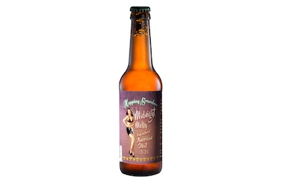 Midnight Molly American stout 5,3% 0,33l