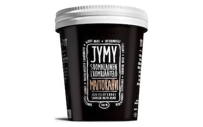 Jymy Luomujäätelö 500ml Maitokahvi
