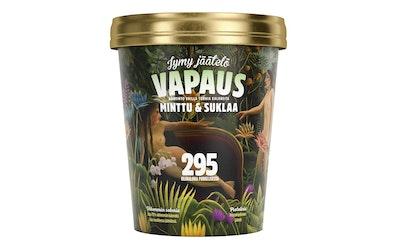 Jymy Vapaus 500ml minttu-suklaa jäätelö