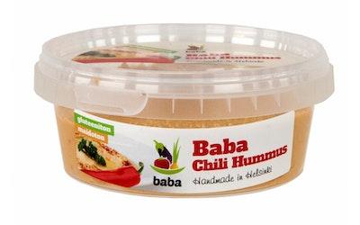 Baba chili hummus 200g kikhernelevite - dippi
