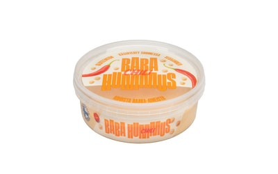 Baba chili hummus 225g