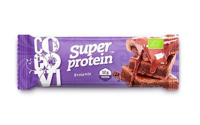 Cocovi Superprotein 50g Brownie luomu