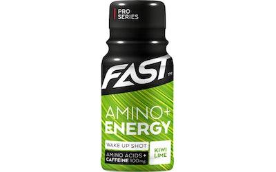 Fast amino+energy 60ml kiivi-lime
