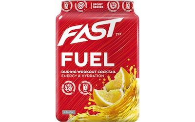 FAST Workout Fuel 450 sitruuna urheilujuomajauhe