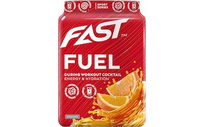 FAST Workout Fuel 450 appelsiini urheilujuomajauhe
