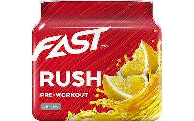 FAST Pre-Workout Rush 110g Sitruuna