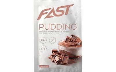 FAST Deluxe Pudding 30g Suklaa