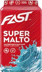 FAST Super Malto 900g maustamaton hiilihydraattijauhe