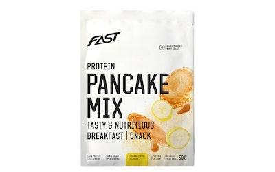 FAST Pancake Mix 50 g Banaani-Toffee