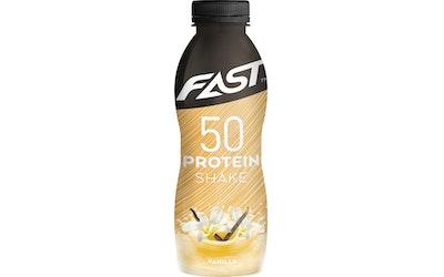 Fast protein 500ml shake vanilja