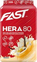 FAST Hera80 600 g vaniljanmakuinen heraproteiinijauhe